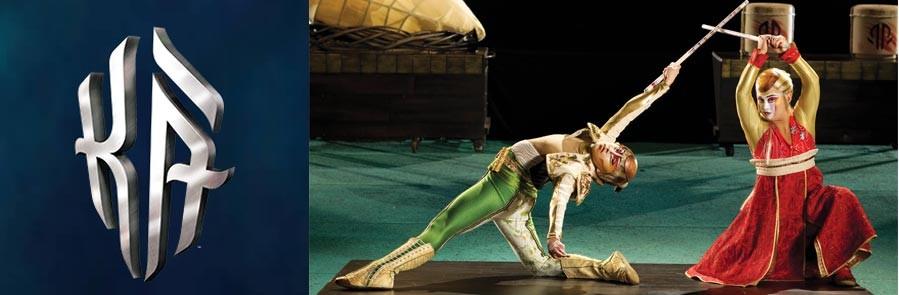 Ka - Cirque du Soleil - Las Vegas
